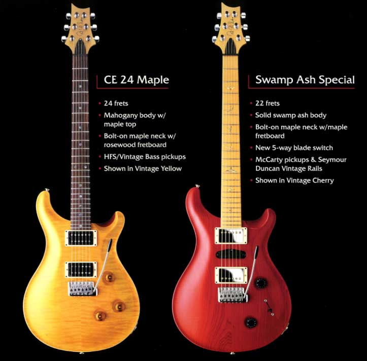PRS CE24 Maple