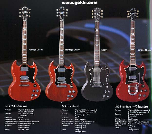 ¡ Todas las guitarras de las mejores marcas !
